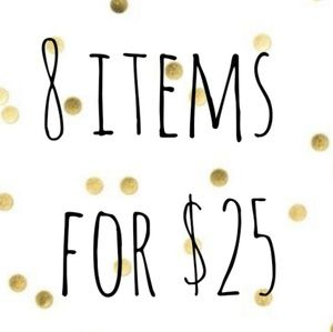 Tops - 😍8 for $25😍